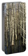 Swamp Trees Portable Battery Charger