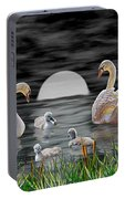 Swan Family Portable Battery Charger