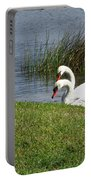 Swan Pair As Photographed Portable Battery Charger