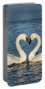 Swan Heart Portable Battery Charger