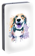 Sweet Beagle Portable Battery Charger