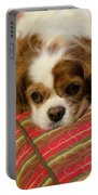 Sweet Dog Face Portable Battery Charger