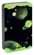 Sweet Dreams And Starry Nights Portable Battery Charger