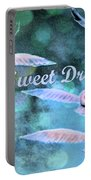 Sweet Dreams Portable Battery Charger