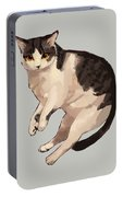 Sweet Cat Portable Battery Charger