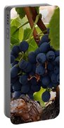 Sweet Grapes Portable Battery Charger