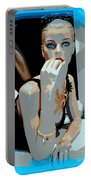 Sweet Judy Blue Eyes Portable Battery Charger