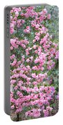 Sweet Pink Southern Azaleas Portable Battery Charger