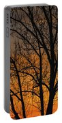Sweet Sunset Portable Battery Charger