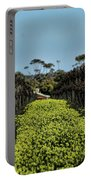 Sweet Vines Portable Battery Charger by Douglas Barnard