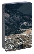 Sweetwater Mountains On California Nevada Border Aerial Photo Portable Battery Charger