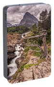 Swiftcurrent Lake Falls Portable Battery Charger