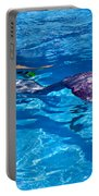 Swimming Mermaid Portable Battery Charger