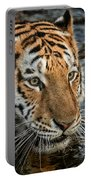 Swimming Tiger Portable Battery Charger