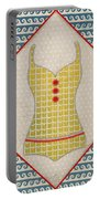 Swimsuit Art-jp3625 Portable Battery Charger