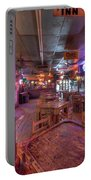 Swinging Doors At The Dixie Chicken Portable Battery Charger