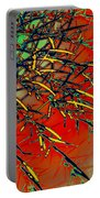 Swirl Barrel Cactus Portable Battery Charger