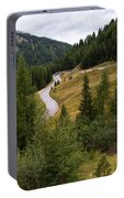 Swirling Mountain Road Portable Battery Charger