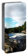 Swirling River Portable Battery Charger