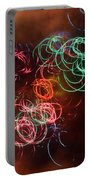 Swirls 2 Portable Battery Charger