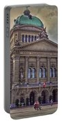 Swiss Federal Palace Portable Battery Charger