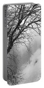 Swiss  Snow Fall Portable Battery Charger