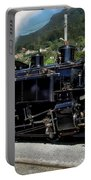 Swiss Steam Locomotive Portable Battery Charger