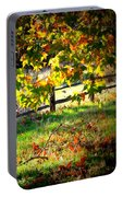 Sycamore Grove Fence 2 Portable Battery Charger