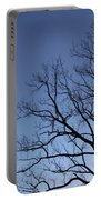 Sycamore Silhouette Portable Battery Charger