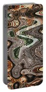 Sycamore Tree Abstract # 9283 Portable Battery Charger