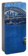 Sydney Harbor Bridge Portable Battery Charger