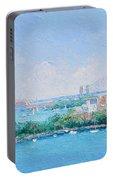 Sydney Harbour Bridge - Sydney Opera House - Sydney Harbour Portable Battery Charger