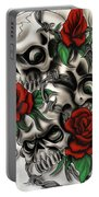 Syfy- Skulls Portable Battery Charger