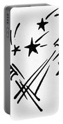 Symbol: Independence Day Portable Battery Charger