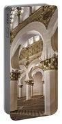 Synagogue Of St Mary The White Portable Battery Charger