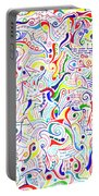 Synesthesia Portable Battery Charger
