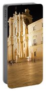 Syracuse, Sicily, Italy - Ortigia Downtown In Syracuse By Portable Battery Charger