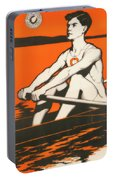 Syracuse University Crewman Portable Battery Charger