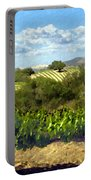 Syrah For Miles Portable Battery Charger