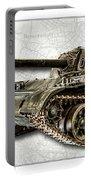 T-54 Soviet Tank W-bg Portable Battery Charger