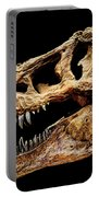 T-rex Skull Portable Battery Charger