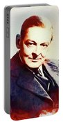 T. S. Eliot, Literary Legend Portable Battery Charger