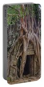 Ta Prohm Door Portable Battery Charger