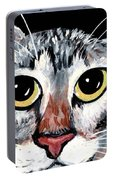 Tabby Eyes Portable Battery Charger