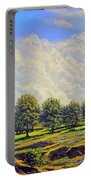Table Mountain In Bloom Portable Battery Charger
