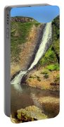 Table Mountain Waterfalls Portable Battery Charger