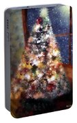 Tabletop Tannenbaum Portable Battery Charger