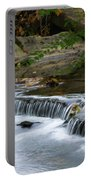 Tahlequah Creek Falls Portable Battery Charger