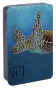 Tahow Sea Turtle Portable Battery Charger