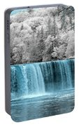 Tahquamenon Falls Ir 720nm Portable Battery Charger